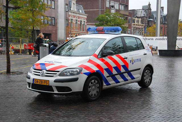 2008 Volkswagen Golf Plus Diesel – Police version
