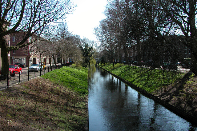 Valkenboskade (Falcon's Forest Quay) in The Hague