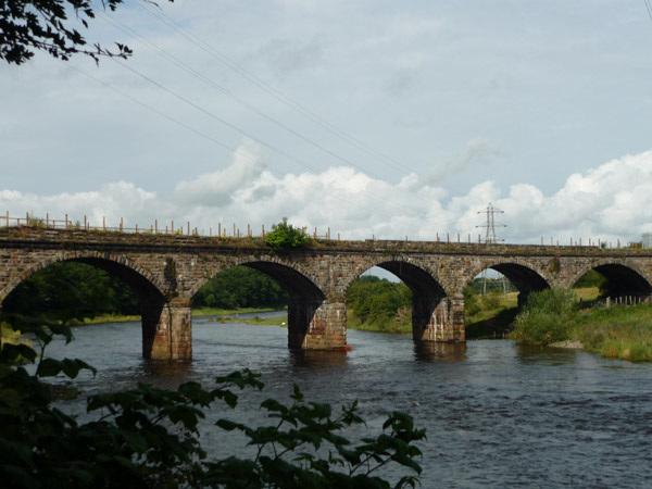 Bridge over the Eden