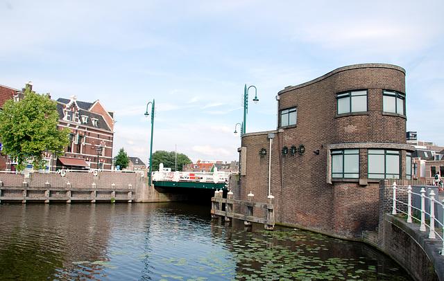 Harbour of Leiden