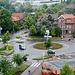 Roundabout on the Rijnsburgerweg