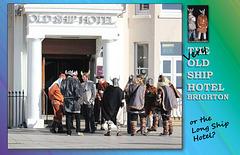 The Long Ship Hotel - Brighton - 22.2.2014