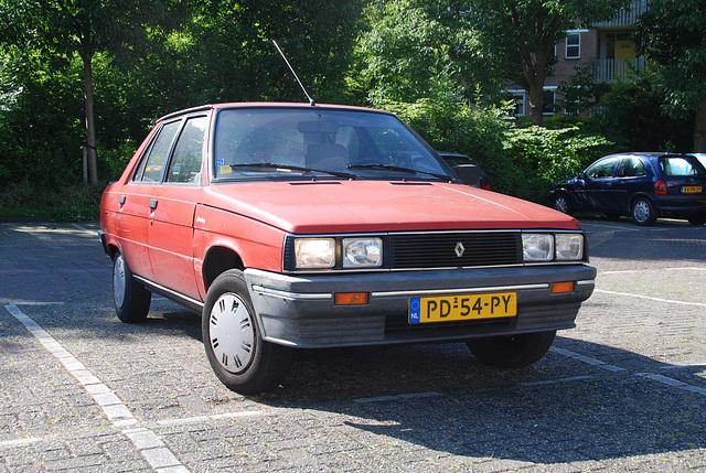1982 Renault 9 Broadway 1.2