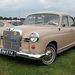 Oldtimer Day Ruinerwold: 1960 Mercedes-Benz 180