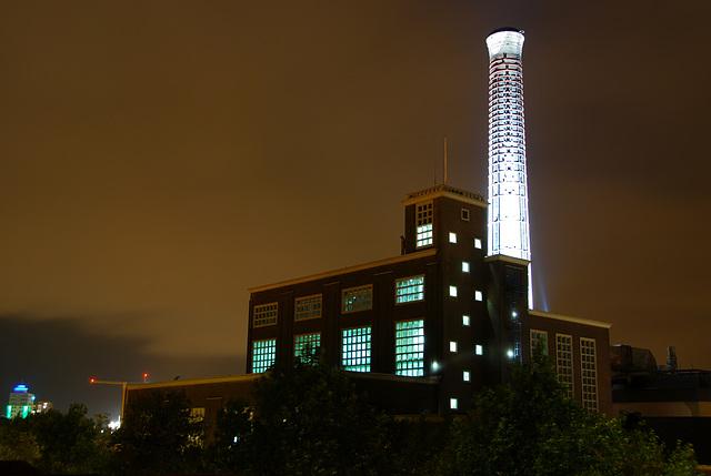 Leiden Power Station
