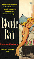 Stephen Marlowe - Blonde Bait