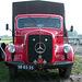 Oldtimer Day Ruinerwold: 1957 Mercedes-Benz L312/48