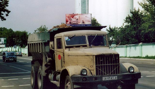 Truck in Kiev