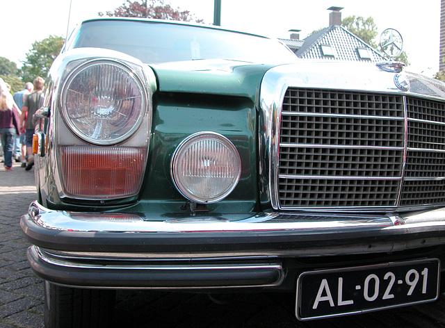 Oldtimer Day Ruinerwold: 1971 Mercedes-Benz 250 C