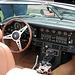 Dashboards at the Oldtimer Day Ruinerwold: Jaguar E-type V12
