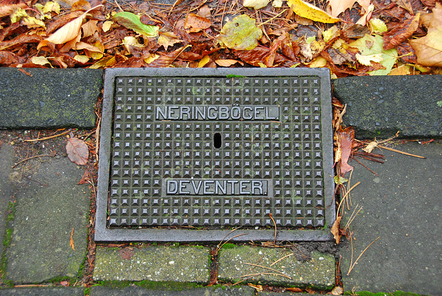 Drain cover of Nering Bögel of the pre-1932 period