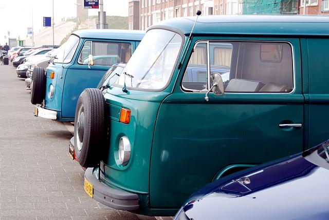 Volkswagen vans