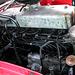 Oldtimer Day Ruinerwold: Six-cylinder, Mercedes-diesel-truck engine