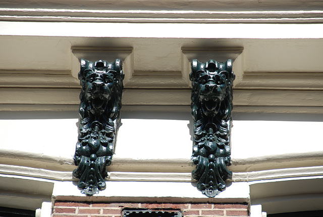 Some details from Leiden