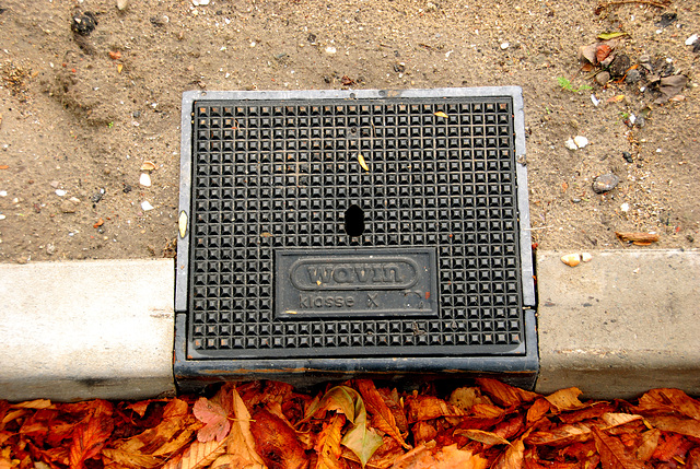 Drain cover of Wavin – klasse X