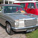 Oldtimer Day Ruinerwold: 1974 Mercedes-Benz 220 D