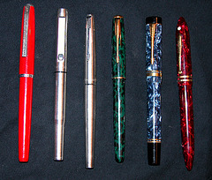 Pauline's Pens