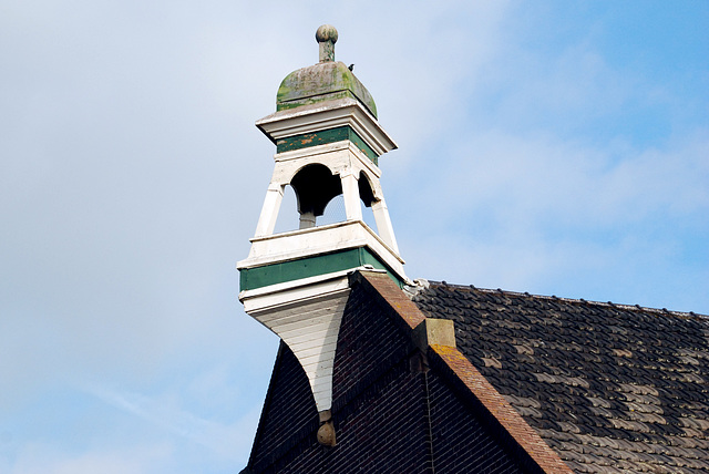 "Nieuwerbrug - Church ""Tower"""