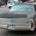 Cars in Montreal: Dirty Oldsmobile 98