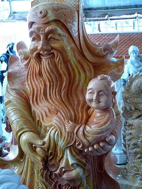 Marble Sculpture #3