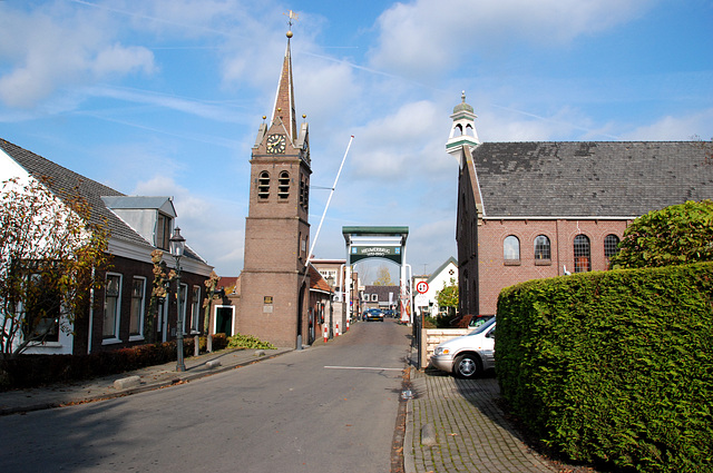 Nieuwerbrug - Toll Bridge