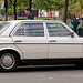 The Mercedes-Benz W123 in Canada: 280E in Montreal