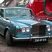 Oldtimer day in Ruinerwold (NL): 1970 Rolls Royce Silver Shadow
