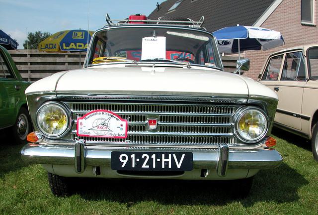 Oldtimer day in Ruinerwold (NL): 1969 Scaldia 408