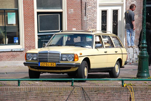 1980 Mercedes-Benz 240 TD