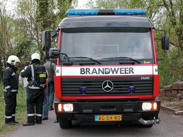 1996 Mercedes-Benz 1120 F Fire Engine
