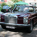 Oldtimer Day Ruinerwold: 1972 Mercedes-Benz 220