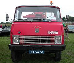 Oldtimer day in Ruinerwold (NL): 1971 Hanomag-Henschel F55