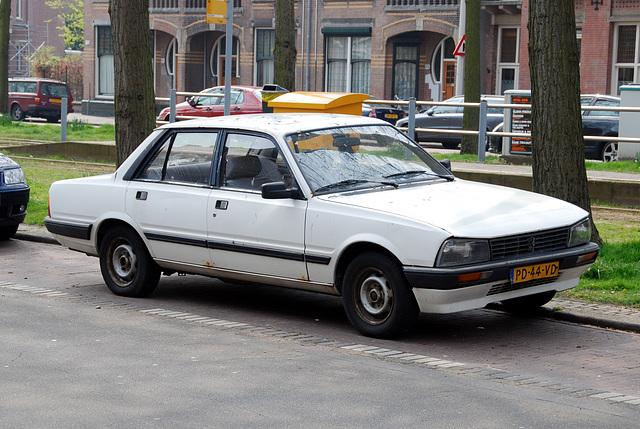 1986 Peugeot 505 GR Automatique