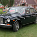 Oldtimer day in Ruinerwold (NL): 1974 Volvo 164E