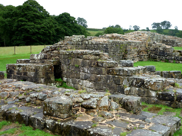 Poltross Burn Milecastle