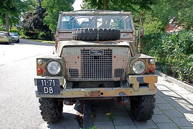 1969-1975 (?) Landrover Lightweight