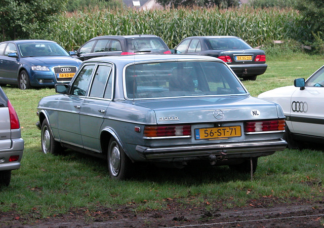 Oldtimer Day Ruinerwold: 1977 Mercedes-Benz 300 D