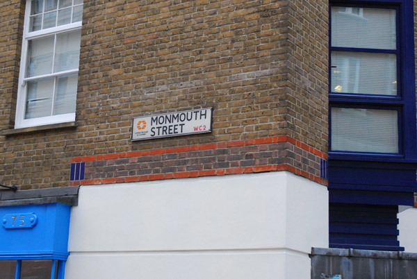 Monmouth Street WC2