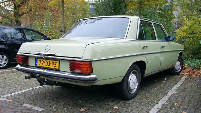 1974 Mercedes-Benz 200 D
