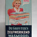 Old products: De Gruyter's Self-Working Washing Powder