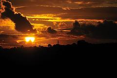 Sunset (best viewed on black).