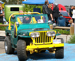 Williams Lake, BC Car Show