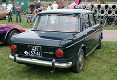 Oldtimer day in Ruinerwold (NL): 1969 Fiat 1100 R