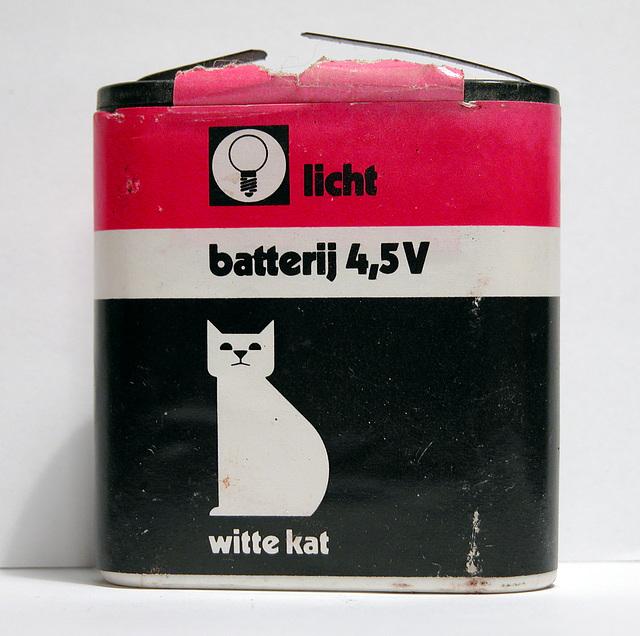 White Cat Battery