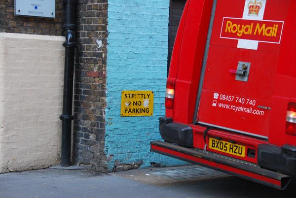Stictly No Parking