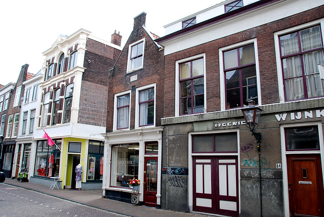 Former student digs of the poet Piet Paaltjens
