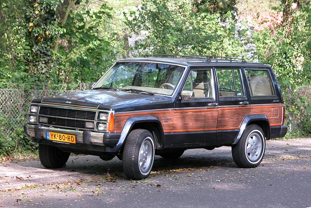 1990 Jeep Wagoneer K6