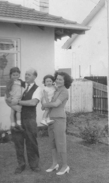1962 ? - family portrait