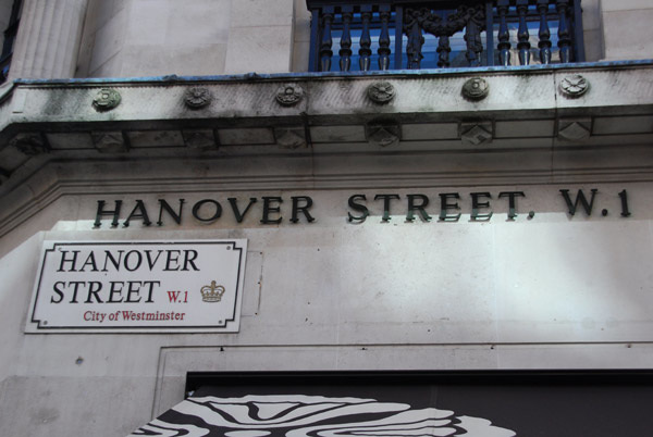 Hanover St W1
