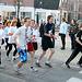 Running event in Leiden: Runners